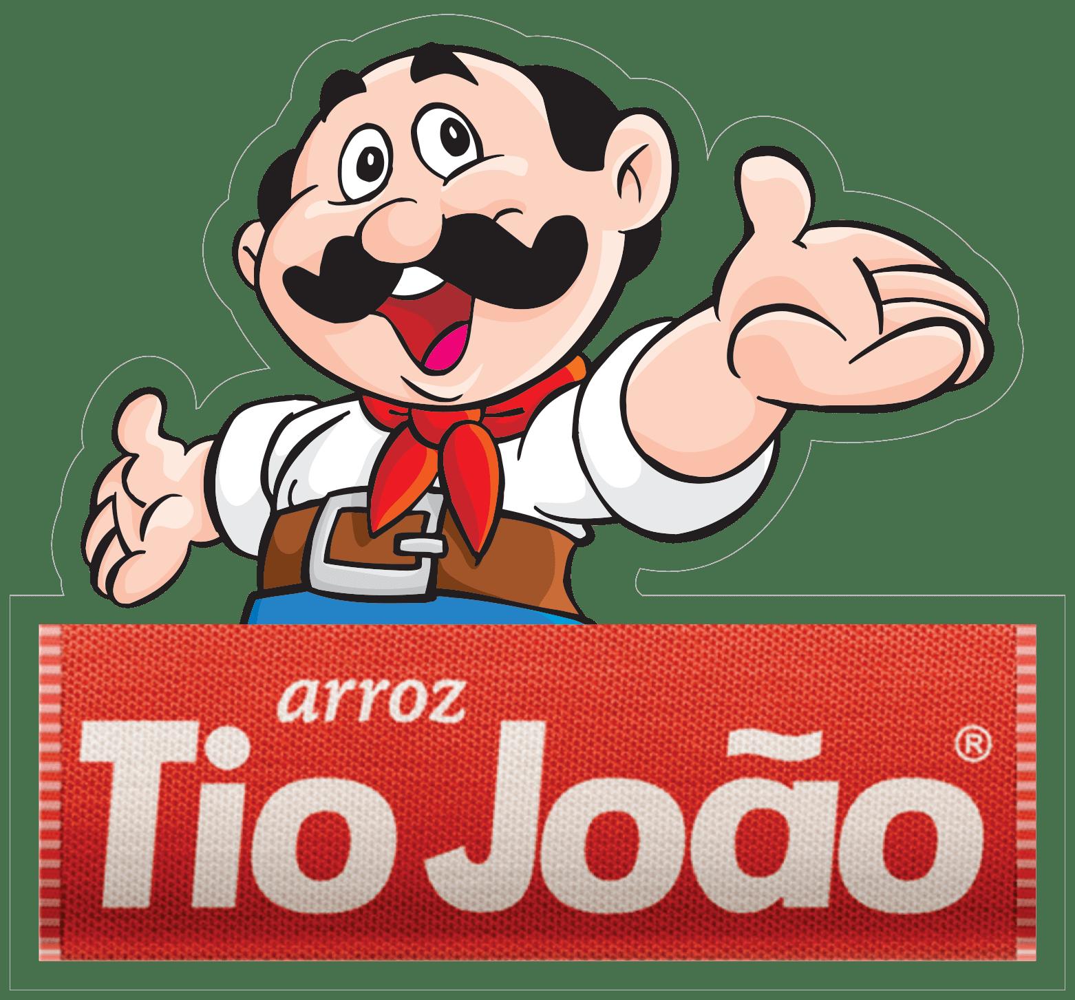 logotipo do tio joão