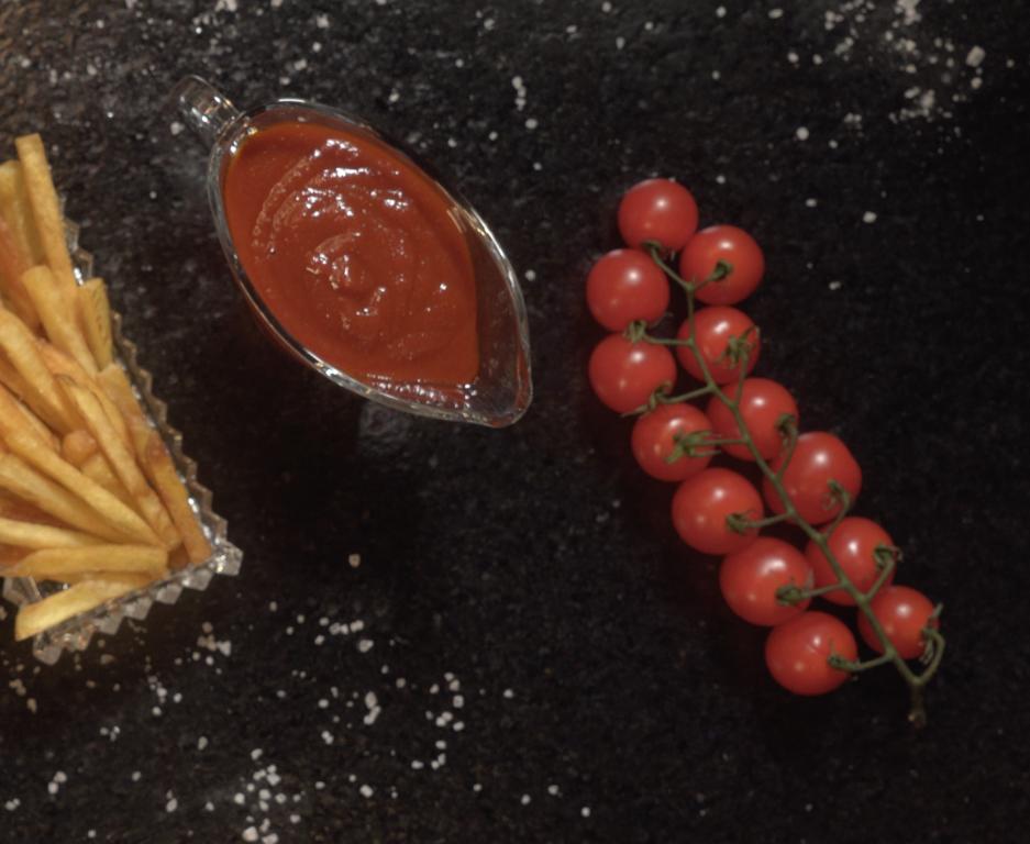 Ketchup Caseiro