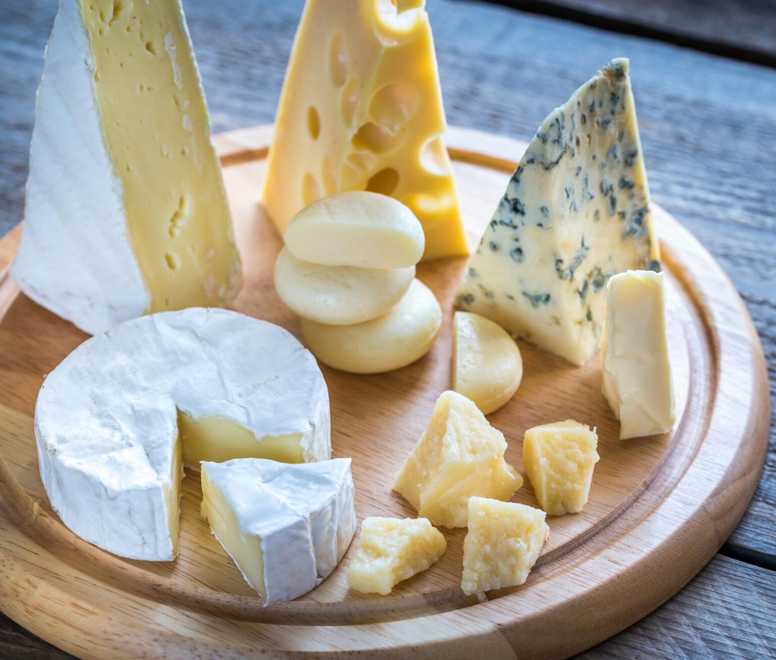 Dicas para conservar cada tipo de queijo