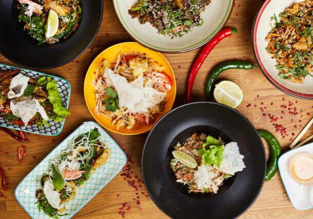 5 pratos deliciosos da culinária asiática
