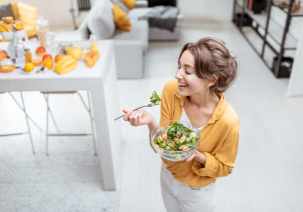 Receitas de saladas fáceis e deliciosas